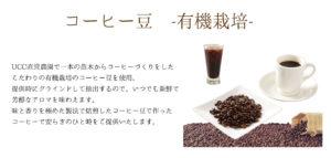 コーヒー豆有機栽培