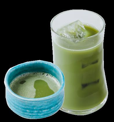 薬膳緑抹茶